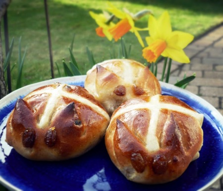 Hot cross bunnies