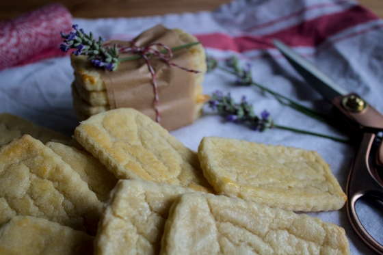 galettes Nataises biscuit recipe | Ink Sugar Spice