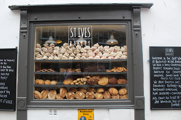 St Ives Bakery - photo by Lynn Clark | Ink Sugar Spice