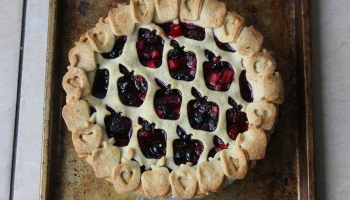 recipe: single crust berry pie recipe [34]