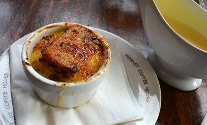 bread-and-butter-pudding-at-the-english-restaurant-earting-london-food-tour-review