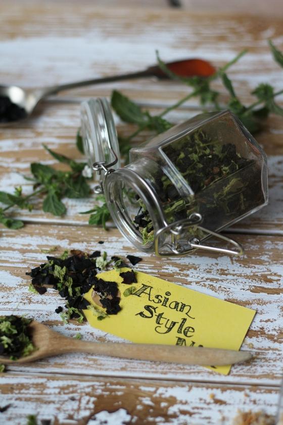 Asian style salt mix on Ink Sugar Spice