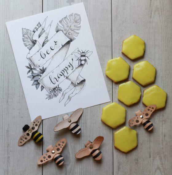 Honey orange and hazelnut biscuits | Ink Sugar Spice | recipe on www.inksugarspice.wordpress.com