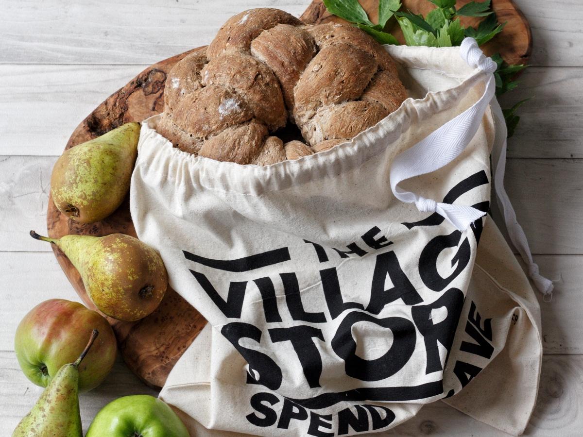 Make your own bread bag - Ink Sugar Spice website