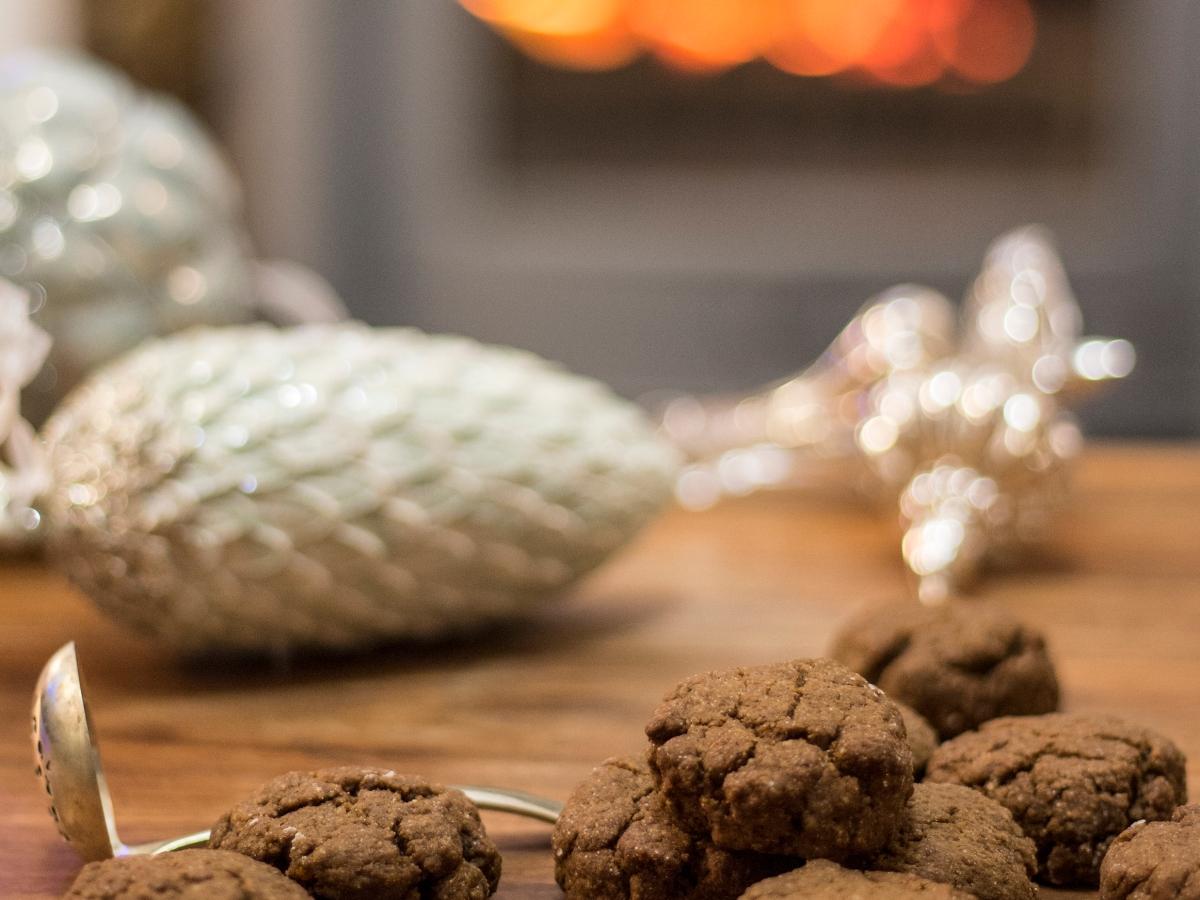 Christmas Cookies - Ink Sugar Spice